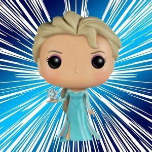 Figurines Pop La Reine des Neiges Disney