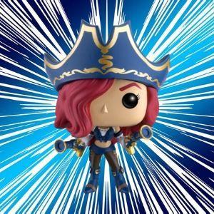 Figurines Pop League of Legends (LOL)