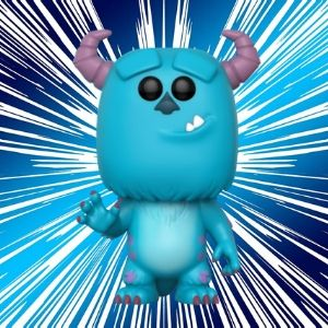 Figurines Pop Monstres et Cie Disney
