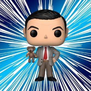 Figurines Pop Mr. Bean