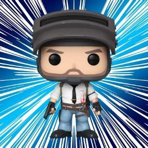Figurines Pop PlayerUnknown's Battlegrounds (PUBG)