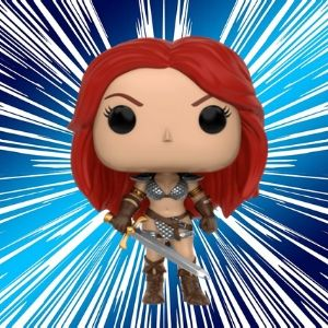 Figurines Pop Red Sonja