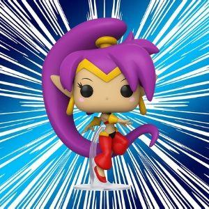Figurines Pop Shantae Half-Genie Hero