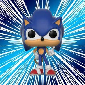 Figurines Pop Sonic The Hedgehog