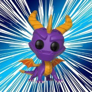 Figurines Pop Spyro the Dragon
