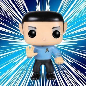 Figurines Pop Star Trek