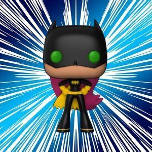Figurines Pop Teen Titans Go!