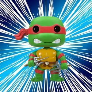 Figurines Pop Tortues Ninja