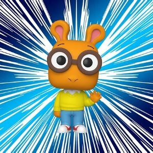 Figurines Pop Arthur