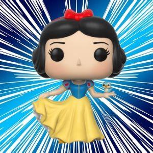 Figurines Pop Blanche Neige Disney