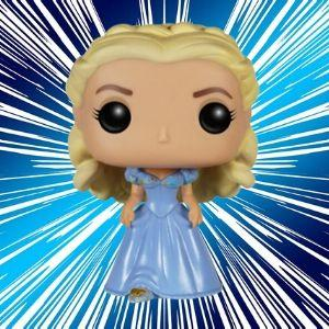 Figurines Pop Cendrillon Disney
