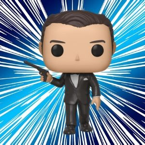 Figurines Pop James Bond 007