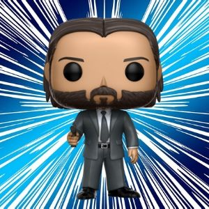 Figurines Pop John Wick