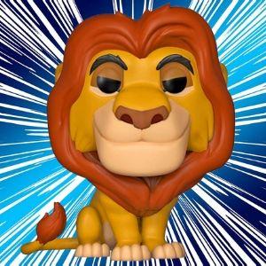 Figurines Pop Le Roi Lion Disney