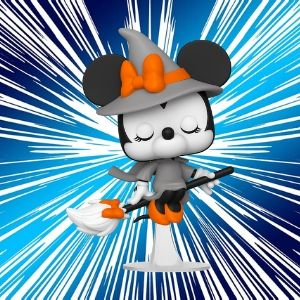 Figurines Pop Minnie Mouse Disney