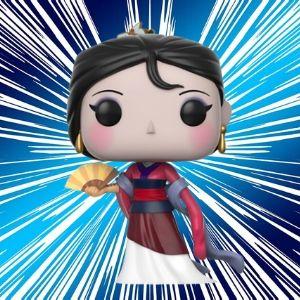 Figurines Pop Mulan Disney