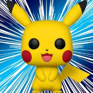 Figurines Pop Pokemon