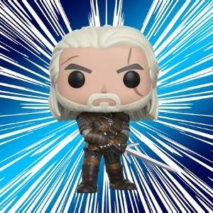 Figurines Pop The Witcher