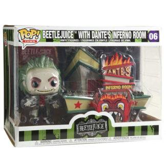 Figurine Funko Pop 06 Beetlejuice with Dante's Inferno Room (Beetlejuice)