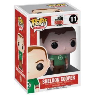 Figurine Funko Pop 11 Sheldon Cooper (The Big Bang Theory)