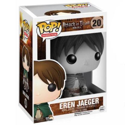 Figurine Funko Pop 20 Eren Jaeger Chase (L'Attaque des Titans)