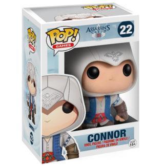 Figurine Funko Pop 22 Connor (Assassin's Creed)