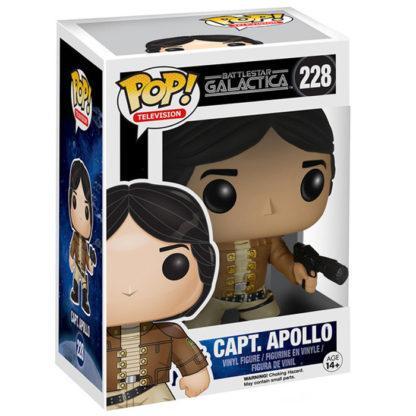 Figurine Funko Pop 228 Capt. Apollo (Battlestar Galactica)