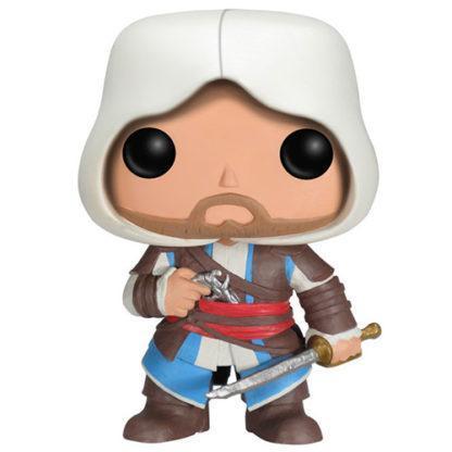 Figurine Funko Pop 23 Edward (Assassin's Creed)