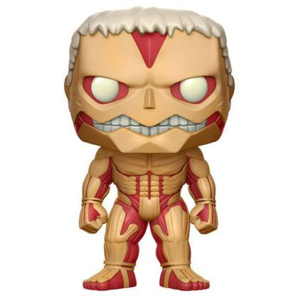 Figurine Funko Pop 234 Armored Titan Supersized (L'Attaque des Titans)