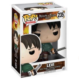 Figurine Funko Pop 235 Levi (L'Attaque des Titans)