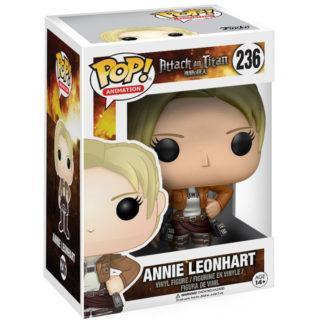 Figurine Funko Pop 236 Annie Leonhart (L'Attaque des Titans)