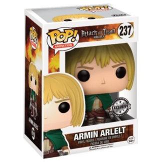 Figurine Funko Pop 237 Armin Arlelt (L'Attaque des Titans)