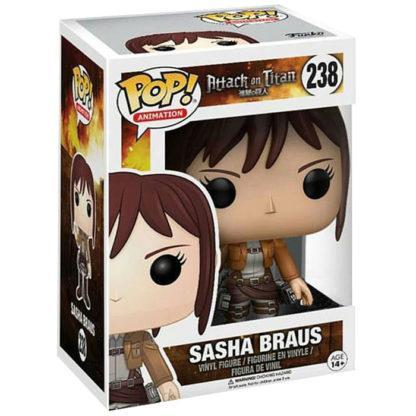Figurine Funko Pop 238 Sasha Braus (L'Attaque des Titans)
