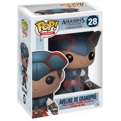 Figurine Funko Pop 28 Aveline De Grandpré (Assassin's Creed)