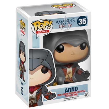 Figurine Funko Pop 35 Arno (Assassin's Creed)