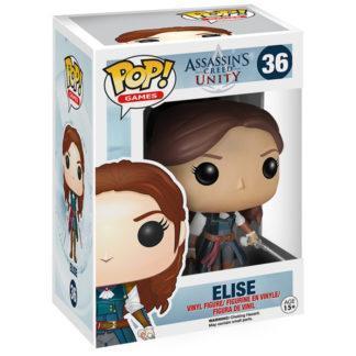 Figurine Funko Pop 36 Elise (Assassin's Creed)