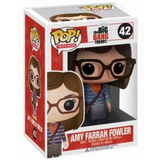 Figurine Funko Pop 42 Amy Farrah Fowler (The Big Bang Theory)