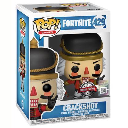 Figurine Funko Pop 429 Crackshot (Fortnite)