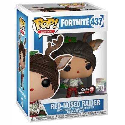 Figurine Funko Pop 437 Red Nose Raider (Fortnite)
