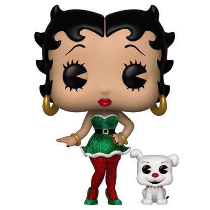 Figurine Funko Pop 505 Elf Betty Boop & Pudgy (Betty Boop)