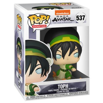 Figurine Funko Pop 537 Toph (Avatar Le Dernier Maître de l'Air)