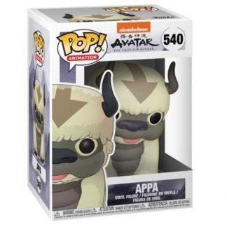 Figurine Funko Pop 540 Appa (Avatar Le Dernier Maître de l'Air)