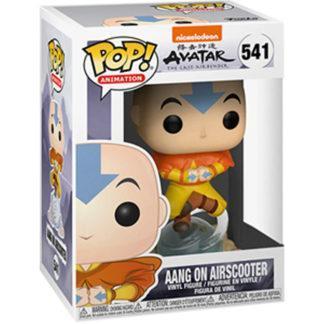 Figurine Funko Pop 541 Aang on Airscooter (Avatar Le Dernier Maître de l'Air)