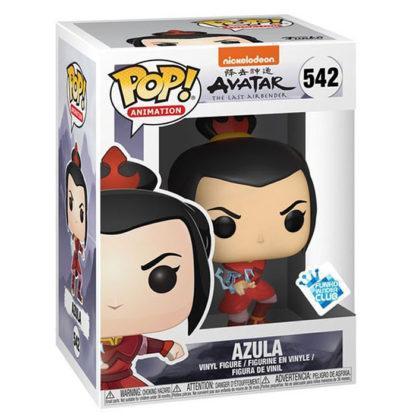 Figurine Funko Pop 542 Azula (Avatar Le Dernier Maître de l'Air)