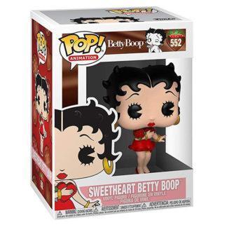 Figurine Funko Pop 552 Sweetheart Betty Boop (Betty Boop)