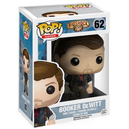 Figurine Funko Pop 62 Booker DeWitt (Bioshock)