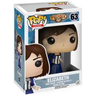 Figurine Funko Pop 63 Elizabeth (Bioshock)