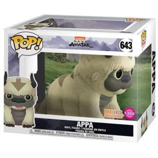 Figurine Funko Pop 643 Appa Flocked (Avatar Le Dernier Maître de l'Air)