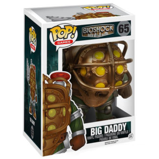 Figurine Funko Pop 65 Big Daddy (Bioshock)