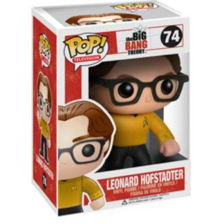 Figurine Funko Pop 74 Leonard Hofstadter (The Big Bang Theory)